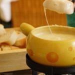 ホットプレートでチーズフォンデュ